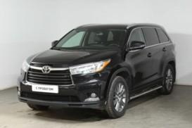 Toyota Highlander 2014 г. (черный)