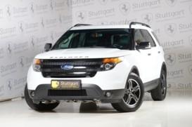 Ford Explorer 2014 г. (белый)
