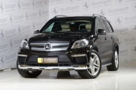 Mercedes-Benz GL 2012 г. (черный)