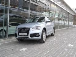 Audi Q5 2014 г. (серебряный)