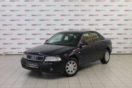 Audi A4 1999 г. (синий)