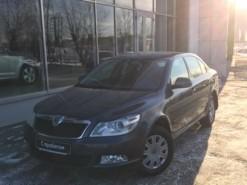 Škoda Octavia 2012 г. (серый)