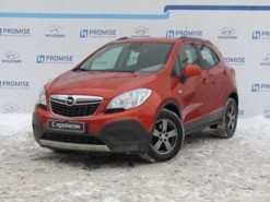 Opel Mokka 2014 г. (оранжевый)