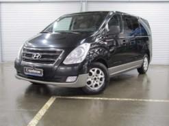 Hyundai Starex 2014 г. (черный)