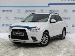 Mitsubishi ASX 2012 г. (белый)