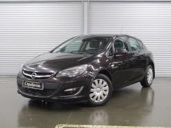 Opel Astra 2013 г. (коричневый)