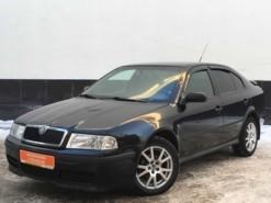 Škoda Octavia 2008 г. (черный)