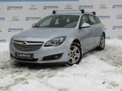 Opel Insignia 2014 г. (серебряный)