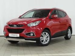 Hyundai ix35 2013 г. (красный)