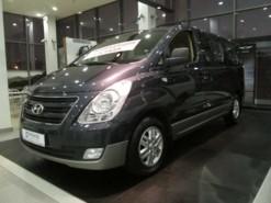 Hyundai Starex 2017 г. (синий)
