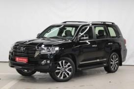 Toyota Land Cruiser 2018 г. (черный)
