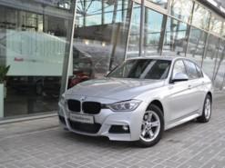 BMW 3er 2014 г. (серебряный)