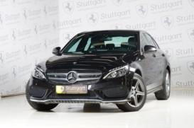 Mercedes-Benz C-klasse 2016 г. (черный)