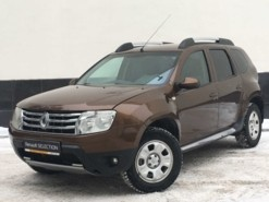 Renault Duster 2012 г. (коричневый)