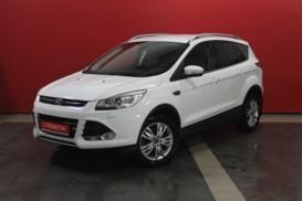 Ford KUGA 2014 г. (белый)