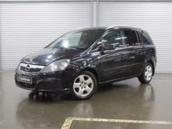 Opel Zafira 2006 г. (черный)