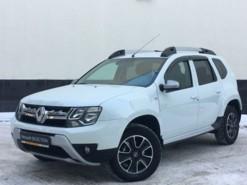 Renault Duster 2017 г. (белый)