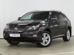 Lexus RX 2010 г. (серый)