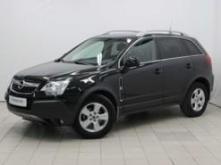 Opel Antara 2011 г. (черный)