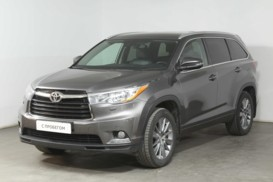 Toyota Highlander 2014 г. (серый)