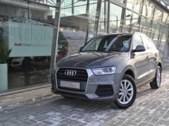 Audi Q3 2017 г. (серый)