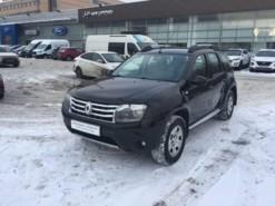 Renault Duster 2013 г. (черный)