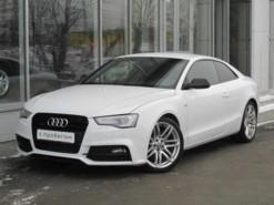 Audi A5 2016 г. (белый)