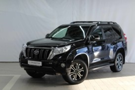 Toyota Land Cruiser Prado 2014 г. (черный)