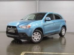 Mitsubishi ASX 2010 г. (голубой)