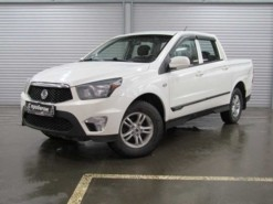 Ssang Yong Actyon 2012 г. (белый)