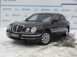 Kia Opirus 2006 г. (черный)