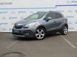 Opel Mokka 2014 г. (серый)