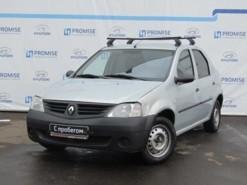 Renault Logan 2005 г. (серебряный)