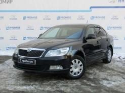 Škoda Octavia 2011 г. (черный)