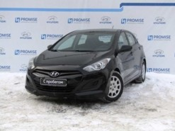 Hyundai i30 2014 г. (черный)