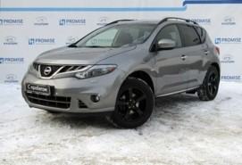 Nissan Murano 2012 г. (серый)