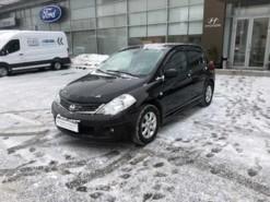 Nissan Tiida 2011 г. (коричневый)