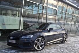 Audi A5 2017 г. (синий)