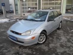 Ford Focus 2001 г. (серебряный)