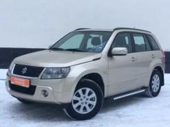 Suzuki Grand Vitara 2010 г. (бежевый)