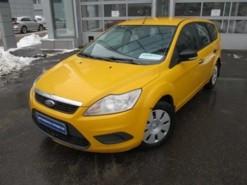 Ford Focus 2008 г. (желтый)