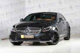 Mercedes-Benz CLS 2016 г. (черный)
