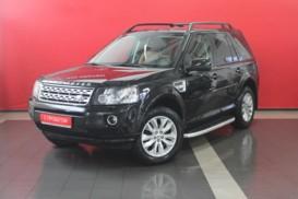 Land Rover Freelander 2013 г. (черный)
