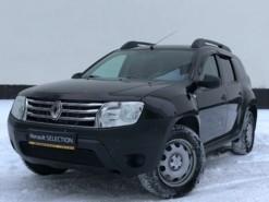 Renault Duster 2014 г. (коричневый)