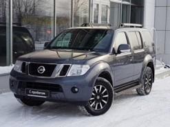 Nissan Pathfinder 2012 г. (серый)