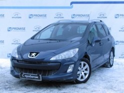 Peugeot 308 2009 г. (синий)