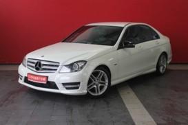 Mercedes-Benz C-klasse 2012 г. (белый)
