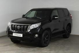 Toyota Land Cruiser Prado 2015 г. (черный)
