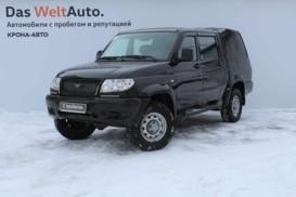 УАЗ Pickup 2013 г. (черный)
