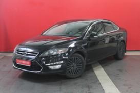 Ford Mondeo 2011 г. (черный)